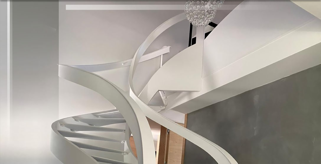 Escalier Contemporain Design - La Stylique Paris